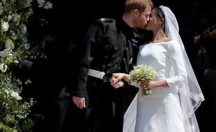 החתונה של הנסיך הארי ומייגן מרקל (צילום:  WPA Pool / Pool, gettyimages)