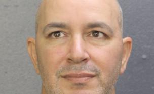 סהר שריד, הישראלי לשעבר שעצור בפרשת Mugshots.com (צילום: Broward County Sheriff's Office)