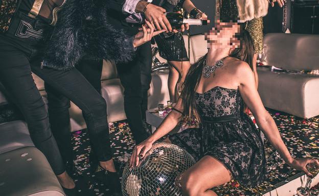 מסיבת סקס (צילום: shutterstock   oneinchpunch)