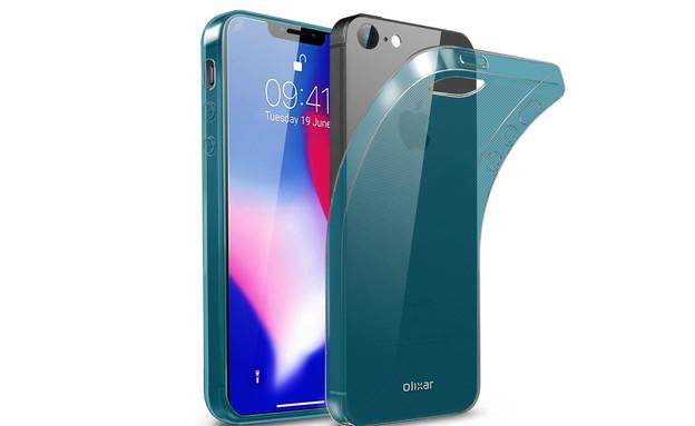 אייפון SE גרסת 2018 לפי יצרנית המגנים Olixar (הדמיה: Olixar)