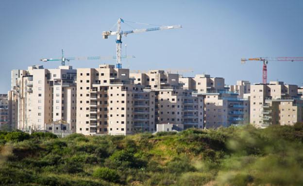 דירות, בנייה, שכונת מגורים (צילום: חדשות 2)