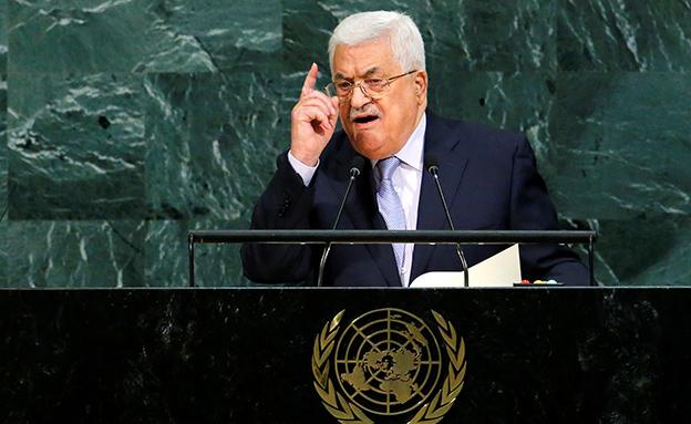 חצה את גבול האנטישמיות? אבו מאזן (ארכיון (צילום: רויטרס)