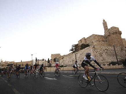 הג'ירו ד'איטליה בישראל