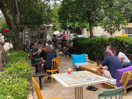 רחל בשדרה (צילום: איילה כהן, אוכל טוב)