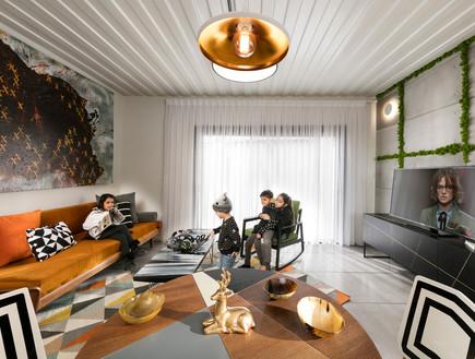 בית במכולה, תורג'י אדריכלות ועיצוב פנים, חלל ציבורי (9)