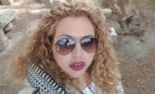 מיכל חכמון בתוניס (צילום: מיכל חכמון)