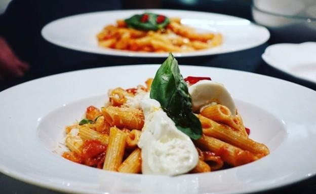 פסטה מסעדת ניצה (צילום: טל רביבו, יחסי ציבור)