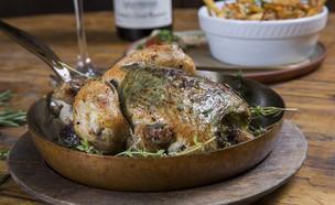 עוף מסעדת ניצה (צילום: עידן גור, יחסי ציבור)