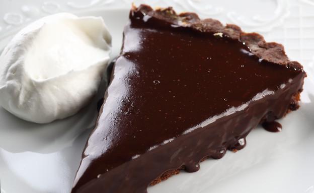 טשרניחובסקי 6 טארט שוקולד (צילום: דן פרץ)