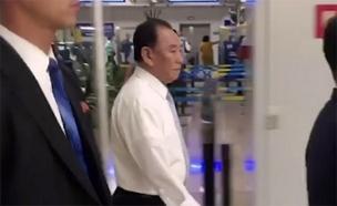 הבכיר מצפו קוריאה בדרכו לוושינגטון (צילום: AP)