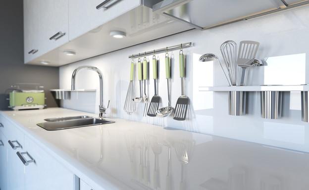 מטבח מסודר (צילום: Anna Andersson Fotografi, Shutterstock)