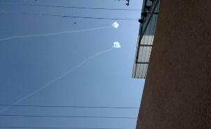 יירוט רקטות שנורו מעזה