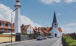 בורנהולם (צילום: Instagram/bornholmferiende)