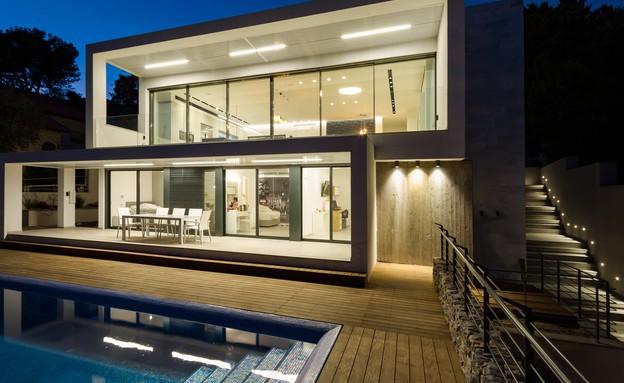 בית בשכונת דניה, SAAB ארכיטקטים (צילום: לוסיאנו סנטנדראו)