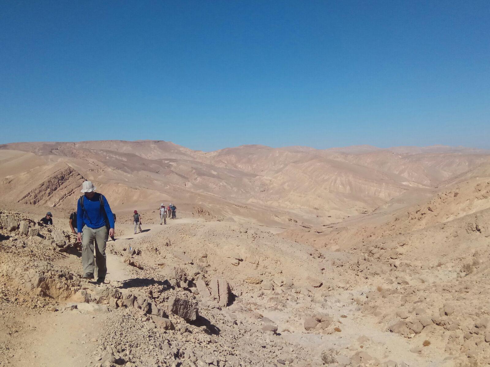 שביל ישראל מקטע מס'2 (צילום: גיל חובב)