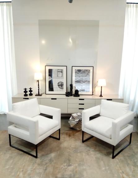 טרנדים, ג, חיתוכים, כורסה, עיצוב אנה עמיאל, 6,500 שקל (צילום: סטודיו אנה)