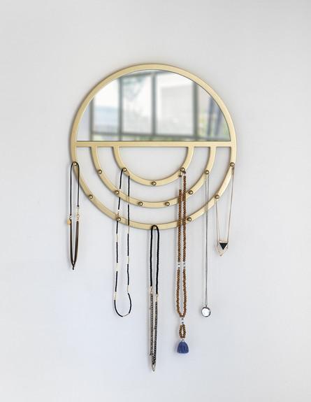 טרנדים, ג, חיתוכים, מתלה תכשיטים, עיצוב סטודיו דפני, 590 שקל (צילום: רותם רוזנאי)
