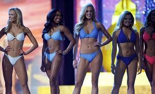 תחרות מיס אמריקה (צילום: חדשות 2)