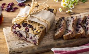 לחם כוסמת (צילום: בבושקה הפקות)