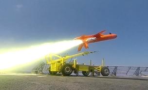 """אימון ירי טילים (צילום: דובר צה""""ל)"""