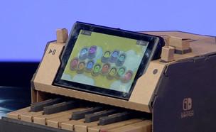 """צעצועי הקרטון מתחברים למשחקי מחשב (צילום: מתוך """"נקסט"""", קשת 12)"""