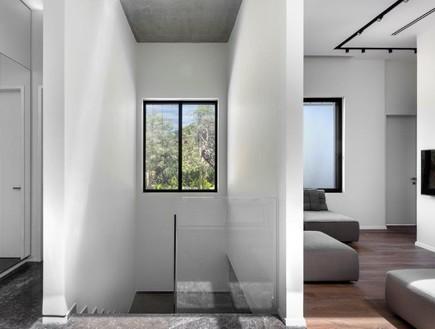 בית בשפלה, מעצב הפנים ניצן הורוביץ, מדרגות (32) (צילום: עודד סמדר)