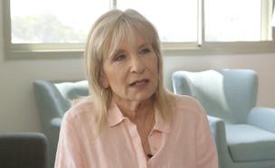 """אילנית בראיון ל""""אנשים"""" (צילום: מתוך אנשים, שידורי קשת)"""