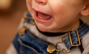 ילד בוכה (צילום: חדשות 2)