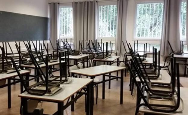 מורה מהדרום מדברת על האלימות בכיתות (צילום: זוהר ישראל, רדיו דרום)