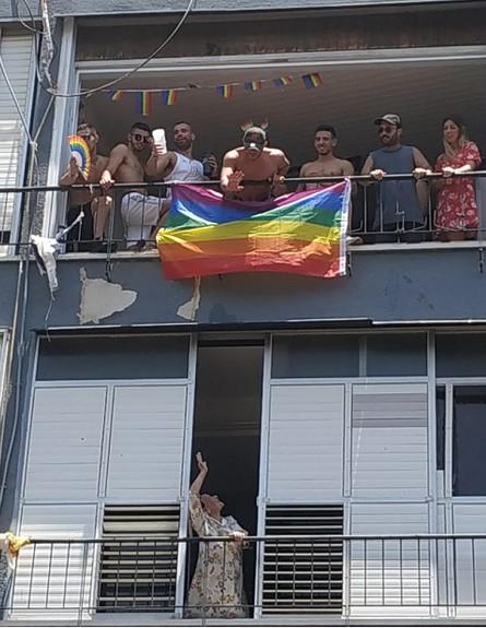 מצעד הגאווה 2018 (צילום: מתן אלי נצר, צילום ביתי)