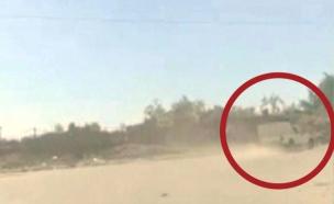 תיעוד: בן 16 נוהג בפראות בדרום (צילום: דוברות המשטרה, חדשות)