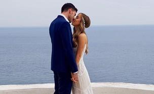 עמליה דואק מתחתנת (צילום: מתוך עמוד האינסטגרם של עמליה דואק)
