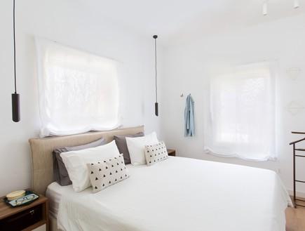 משפחת עזר, עיצוב אלברט אסקולה, חדר שינה (11)