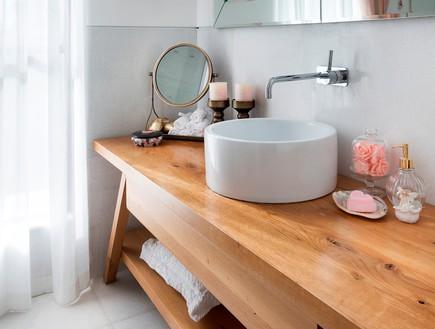 חדר מהאגדות, עיצוב קרן ניב טולדנו, חדר רחצה - 12 (צילום: עמית גושר)