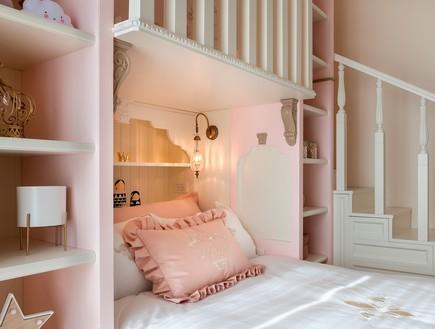 חדר מהאגדות, עיצוב קרן ניב טולדנו - 17 (צילום: עמית גושר)