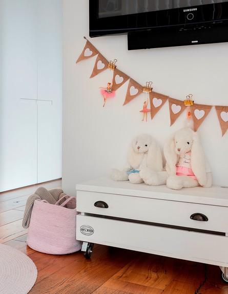 חדר מהאגדות, עיצוב קרן ניב טולדנו, שידה - 16 (צילום: עמית גושר)