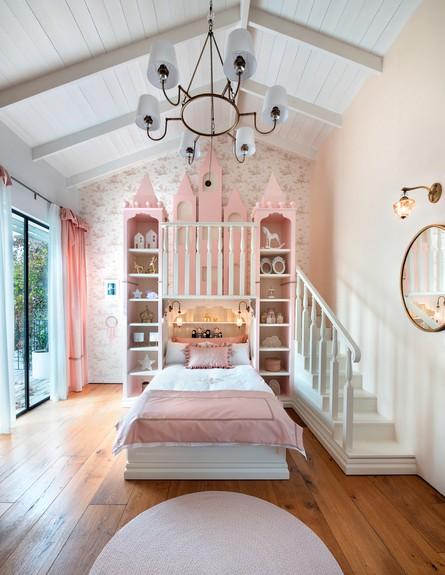 חדר מהאגדות, ג, עיצוב קרן ניב טולדנו, מיטה - 8 (צילום: עמית גושר)