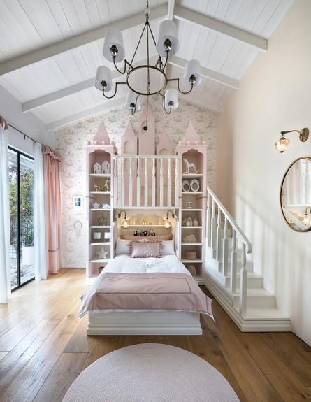 חדר מהאגדות, ג, עיצוב קרן ניב טולדנו, מיטה - 9 (צילום: עמית גושר)