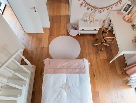 חדר מהאגדות, ג, עיצוב קרן ניב טולדנו, מיטה - 14 (צילום: עמית גושר)