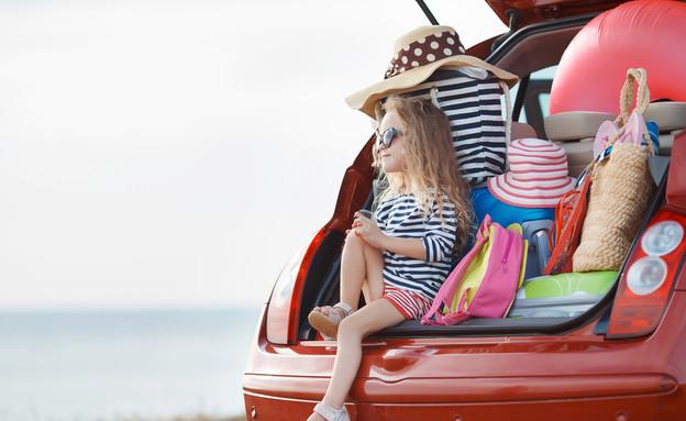 חופשה משפחתית בקיץ (צילום: HTeam, shutterstock)