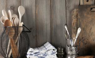 מגבת מטבח (צילום: vetlana Lukienko, shutterstock )