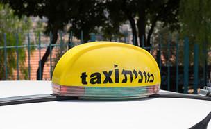 מונית ישראלית (צילום: cunaplus, ShutterStock)