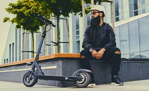 עברו לתחבורה ציבורית ותקבלו קורקינט חשמלי במתנה (צילום: kateafter | Shutterstock.com )