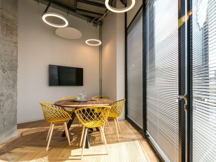 משרדים יפים, אייטם 3 - 1