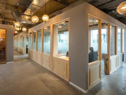 משרדים יפים, אייטם 3 - 7