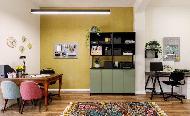 משרדים יפים, אייטם 4 - 5 (צילום: אורית ארנון)
