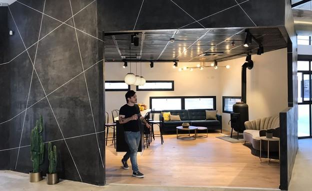 משרדים יפים, אייטם 1 - 1 (צילום: ליאור דנצינג )