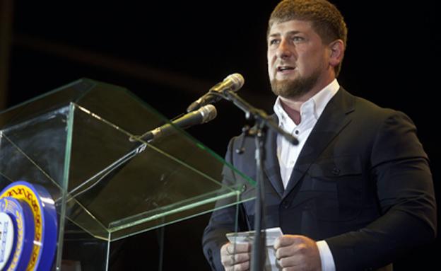 שליט צ'צ'ניה רמזן קדירוב (צילום: רויטרס, חדשות)