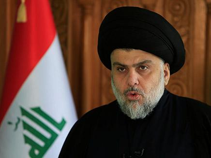 מוקדתא אל-סאדר, איש דת עירקי