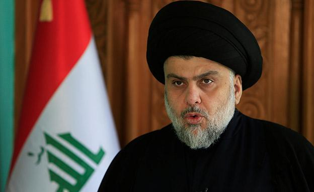 מוקדתא אל-סאדר, איש דת עירקי (צילום: רויטרס, חדשות)